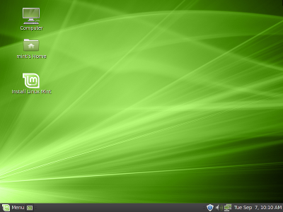 Linux Mint Debian (201009) released! – The Linux Mint Blog