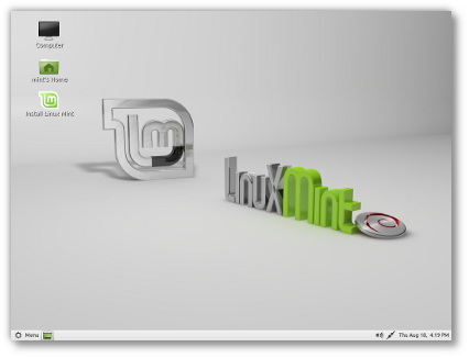 Linux Mint Debian 201108 RC (Gnome and Xfce) released! – The Linux