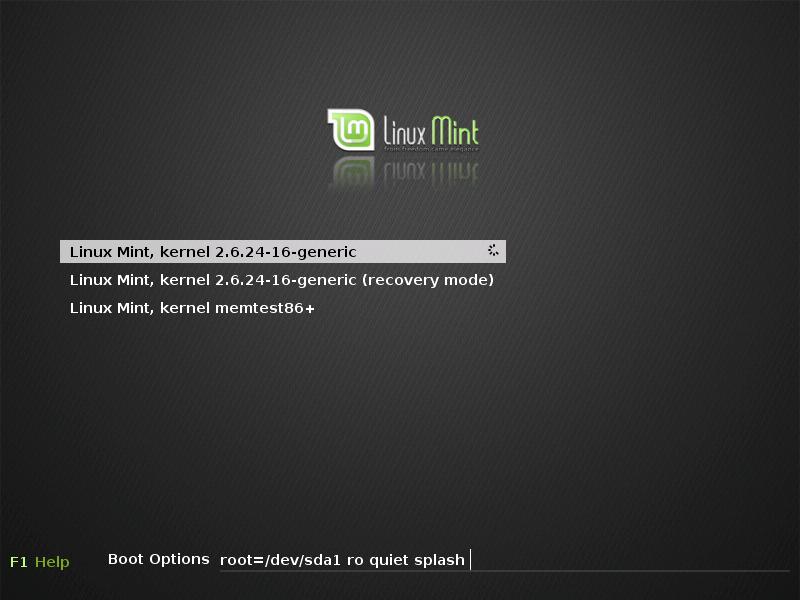 Grub menu / Newbie Corner / Arch Linux Forums