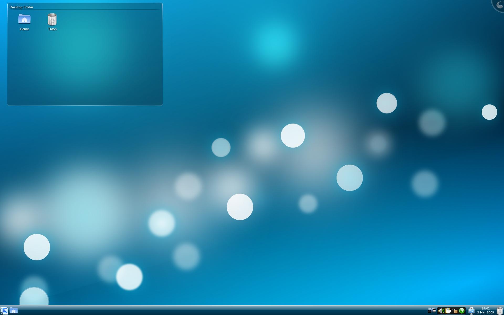 "Linux Mint 6 ""Felicia"" KDE CE released! – The Linux Mint Blog"