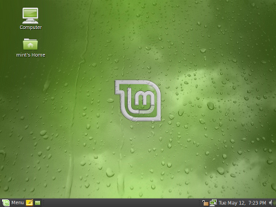 Linux Mint 7 Gloria下载