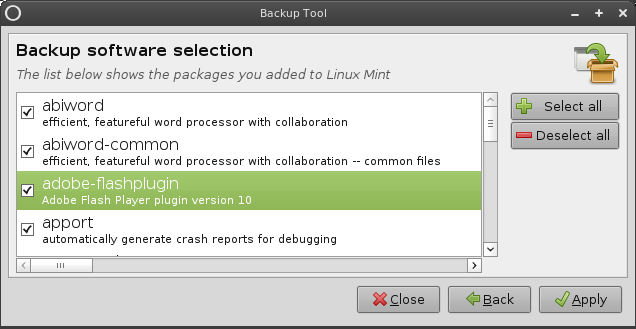 What's new in Linux Mint 9 Fluxbox - Linux Mint