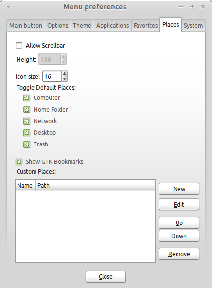 New features in Linux Mint 10 - Linux Mint