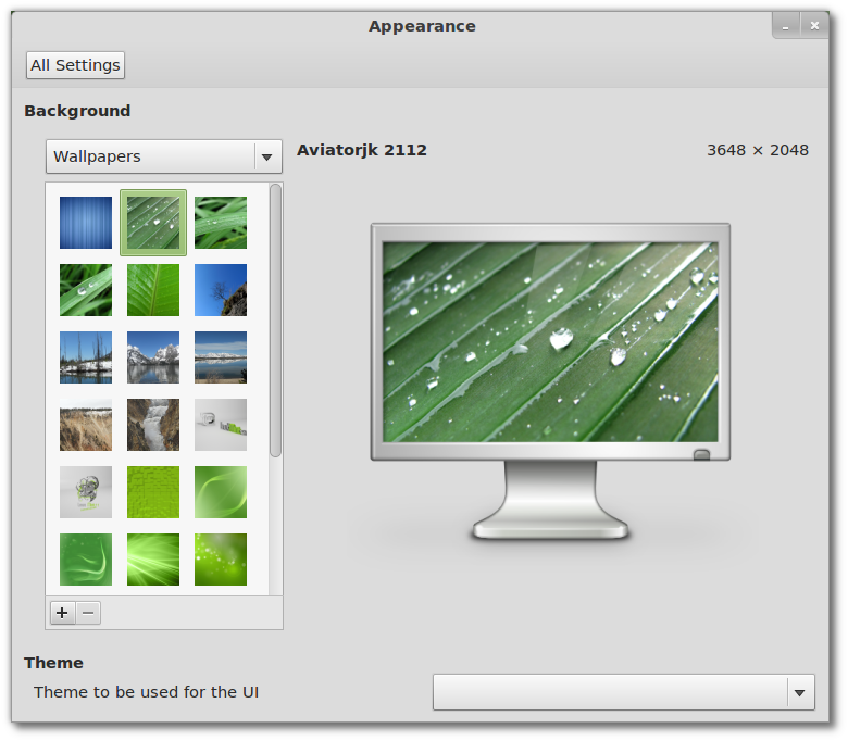 new features in linux mint 12 linux mint rh linuxmint com Linux Mint Logo Linux Mint Icon