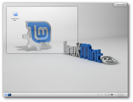 Linux Mint 12 KDE RC released! – The Linux Mint Blog
