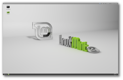 Linux Mint 12 comes with a brand new desktop, built with Gnome 3 and MGSE.
