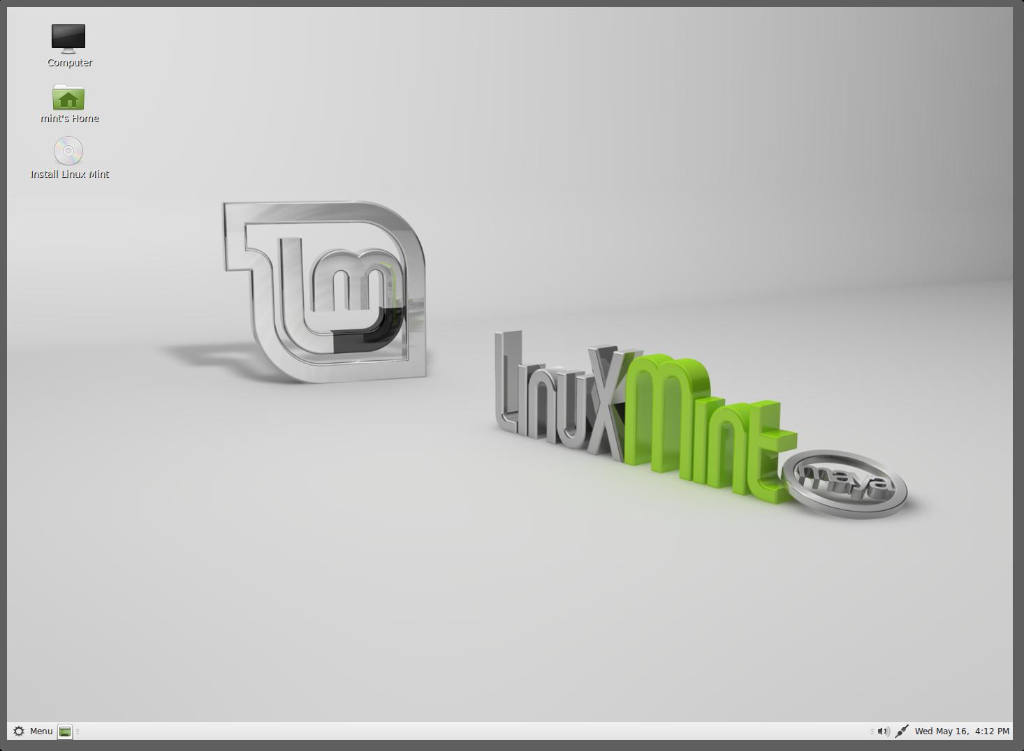 linux mint 13 release notes linux mint rh linuxmint com Linux Mint 16 Xfce Linux Mint 16 Xfce