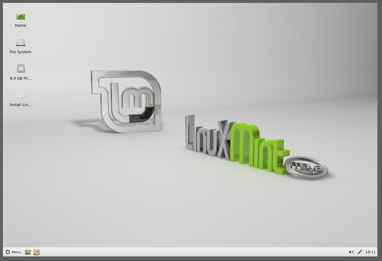 Linux Mint 13 com XFCE