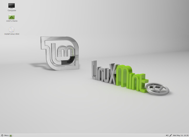 "Download Linux Mint 17 ""Qiana"""