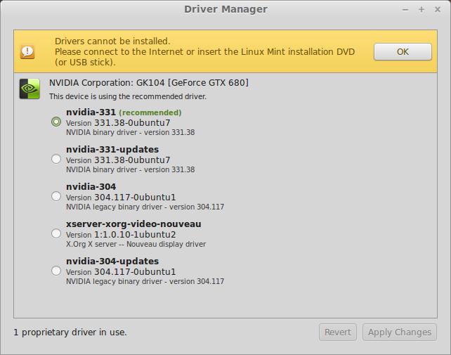 linux mint uninstall wireless driver