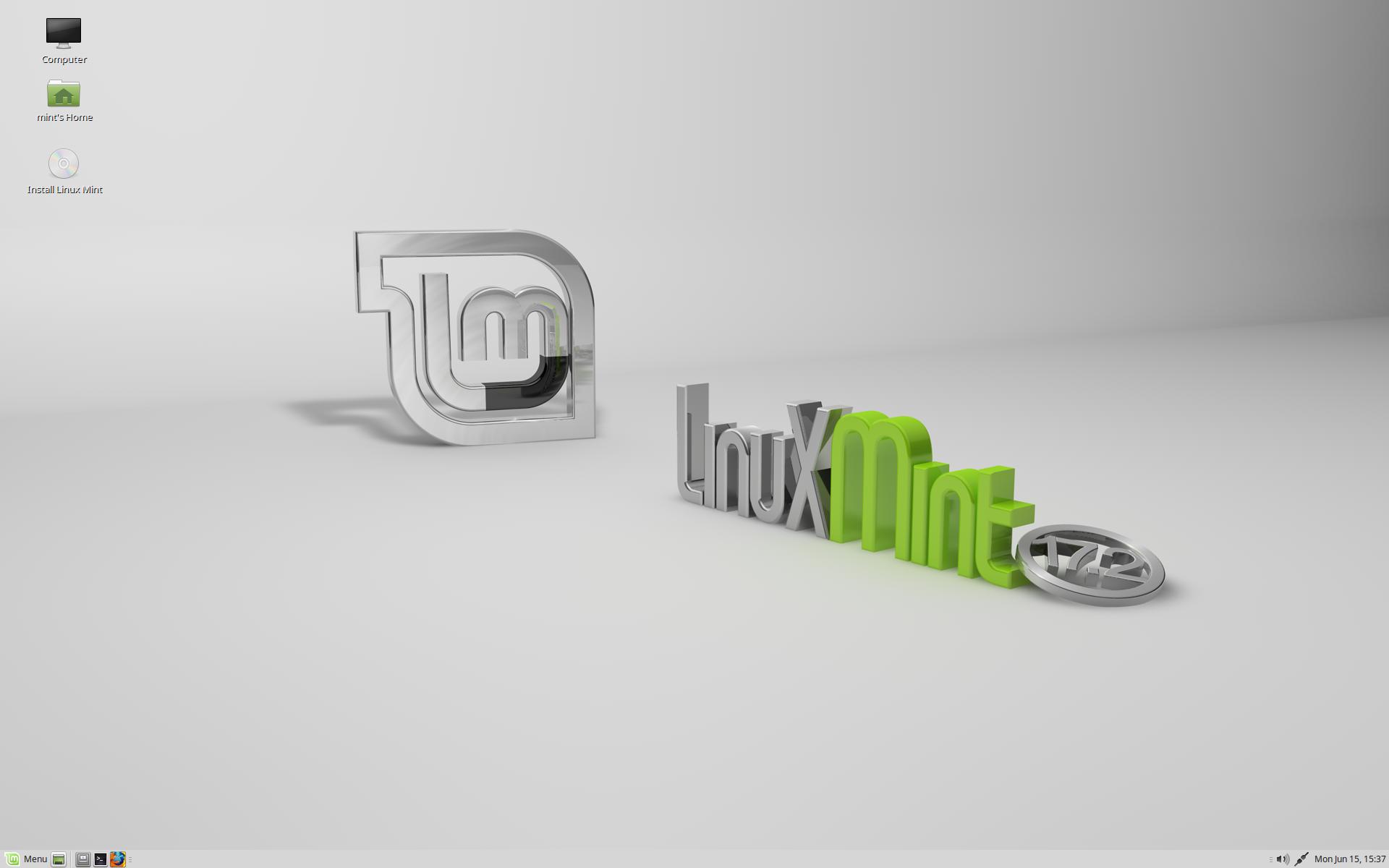 Linux Mint 17.2