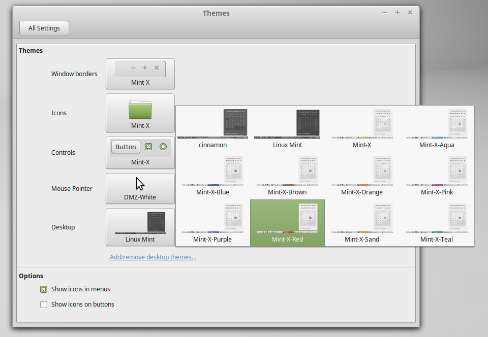 New features in Linux Mint 17 1 Cinnamon - Linux Mint