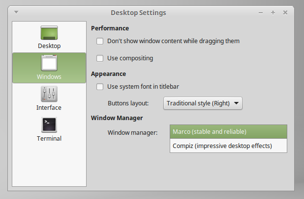 New features in Linux Mint 17 1 MATE - Linux Mint