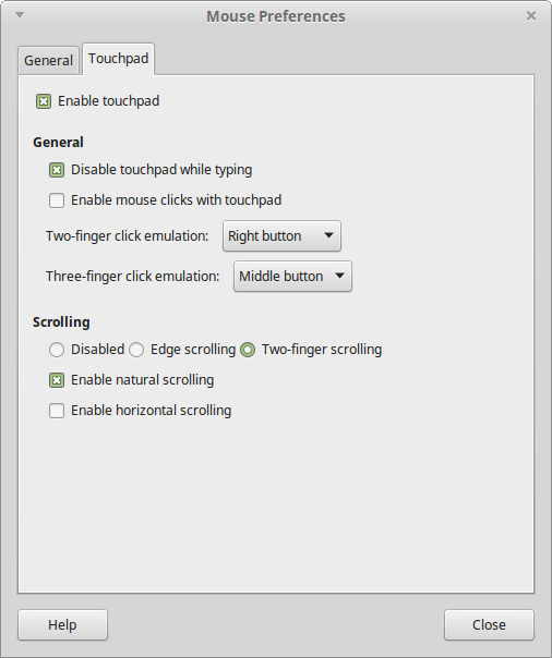 New features in Linux Mint 17 3 MATE - Linux Mint