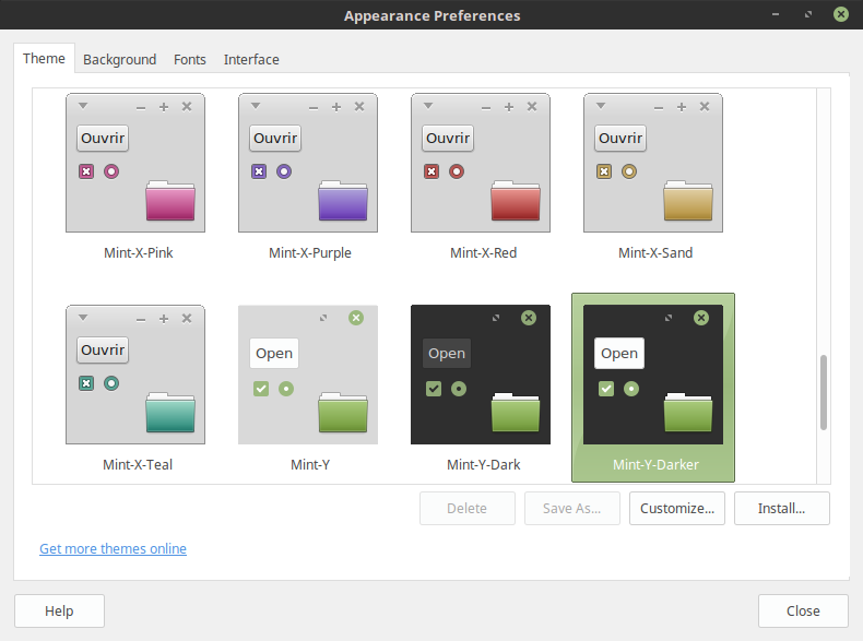 New features in Linux Mint 18 MATE - Linux Mint
