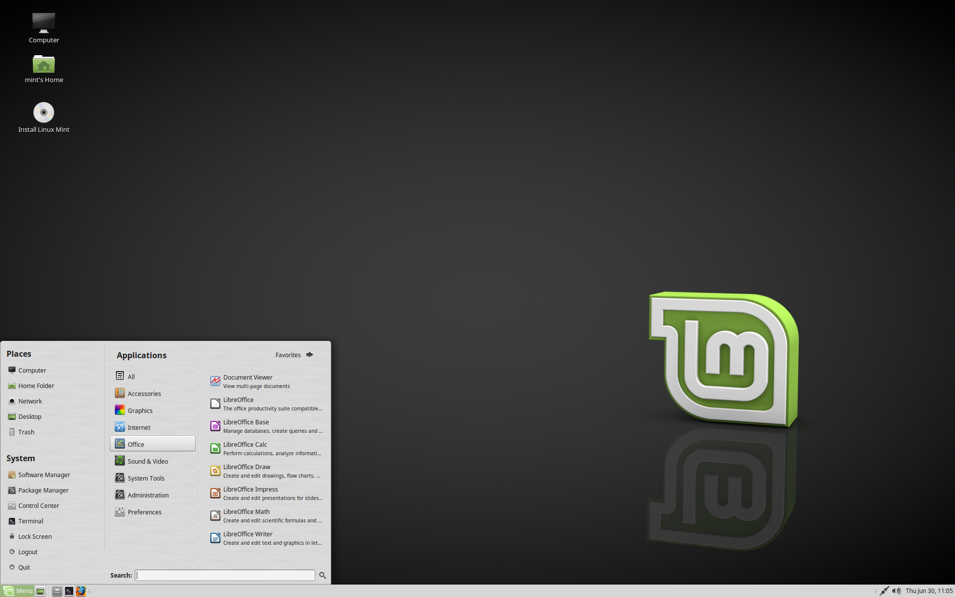 Linux Mint 18 Sarah Mate Edition
