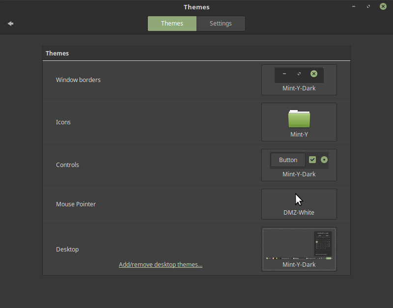 New features in Linux Mint 18 Cinnamon - Linux Mint