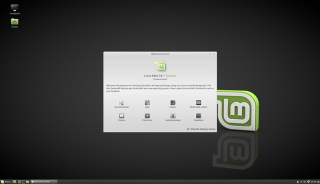 Linux min 18.1