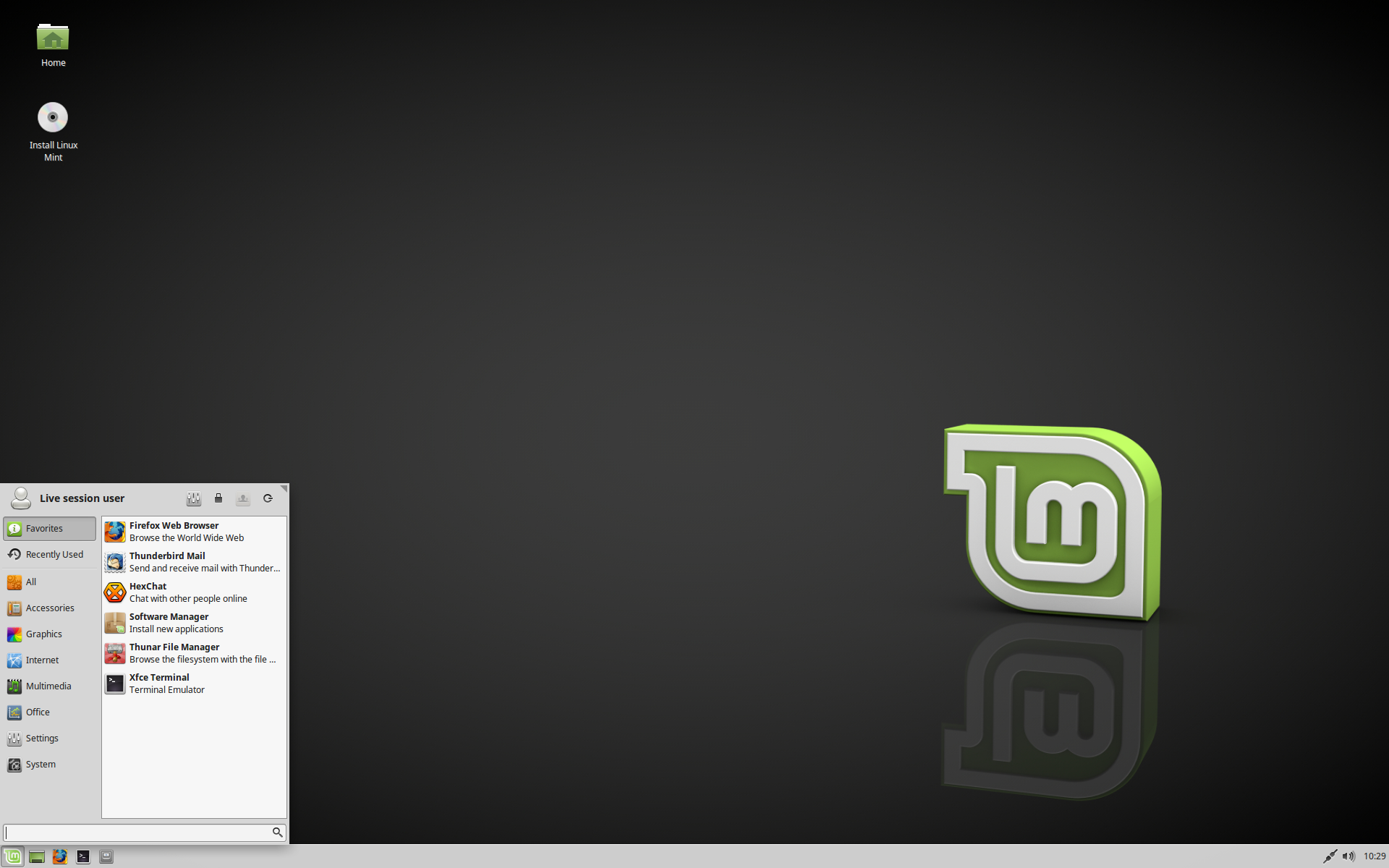 "Linux Mint 18 2 ""Sonya"" Xfce released! – The Linux Mint Blog"