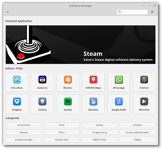 "Излезе Linux Mint 18.3 ""Sylvia"" - линкове за сваляне 31"