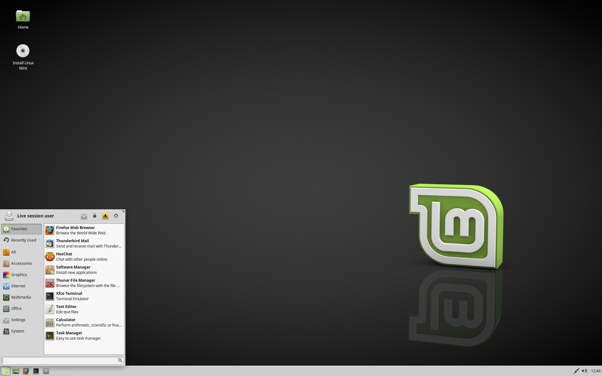 """Linux Mint 18 3 """"Sylvia"""" Xfce released! – The Linux Mint Blog"""