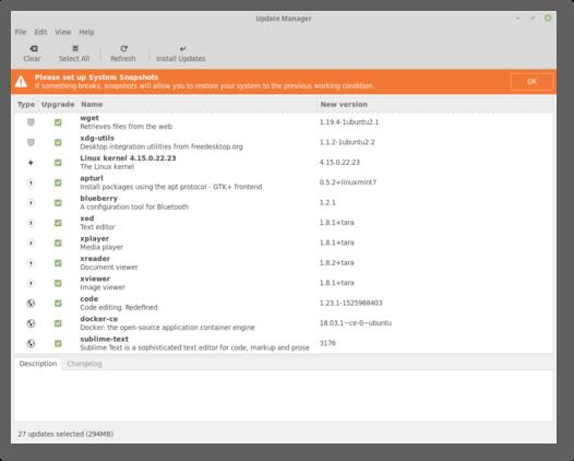 Linux Mint 19 излезе официално. Линкове за сваляне 33