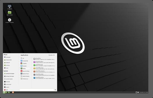 Linux Mint OS