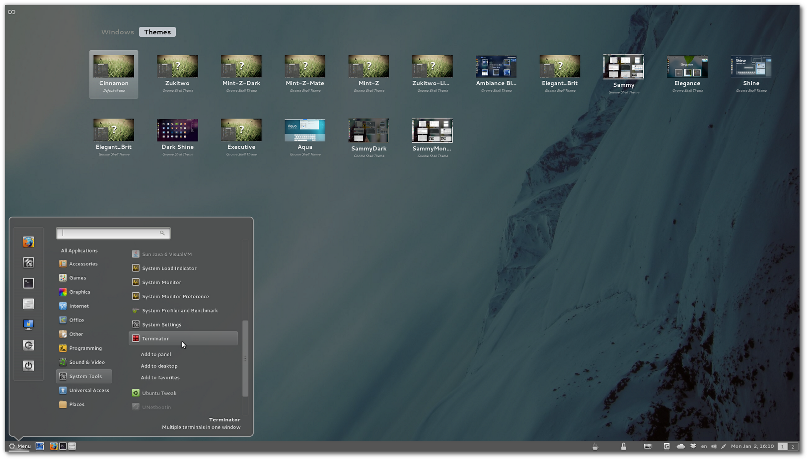 linux opensuse mint - photo #31