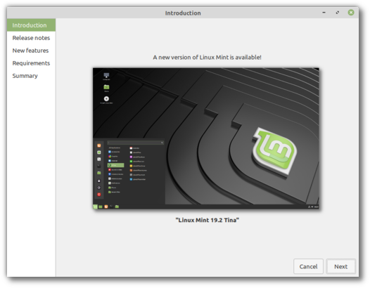 The Linux Mint Blog – News from the Mint Team